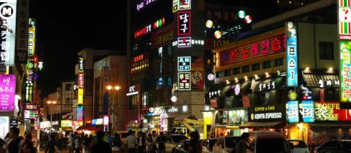 Image of a city in South Korea -- Emmanuel DYAN/Flickr