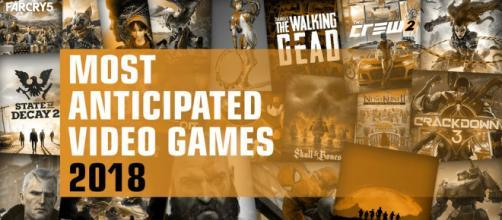 juegos que se esperan en este 2018