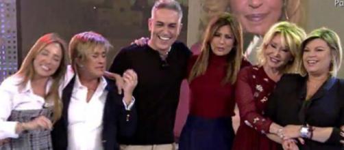 Los de Sálvame, protagonistas de las Campanadas de Telecinco