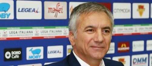 Mauro Meluso, direttore sportivo del Lecce. Foto Salento Giallorosso.