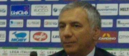 Meluso, diesse del Lecce calcio