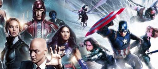 Os X-Men e Os Vingadores podem finalmente se encontrar.