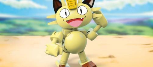 Pokémon - Meowth | Mega Construx - megaconstrux.com