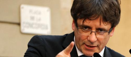 Puigdemont pone condiciones para regresar a España