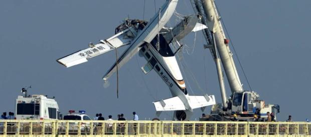 Al menos cinco muertos tras la caída de un hidroavión en Shanghai ... - informemendoza.com