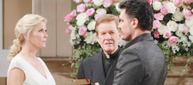 Beautiful: le nozze di Bill Spencer e Brooke Logan