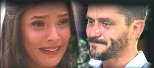 Emilly Araújo e Marcos Harter ex-BBBs 17
