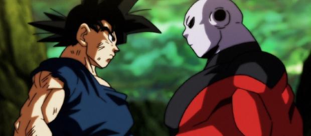 'Dragon Ball Super': Goku, Vegeta's shocking tactics to beat Jiren & Universe 11 Image credit:Dragon Ball Super/Twitter screenshot