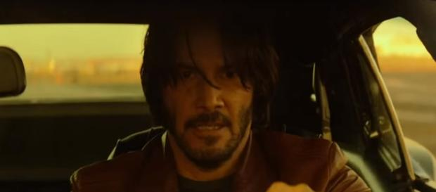 Keanu Reeves and Laurence Fishburne are back. - [MoveClips Trailers / YouTubes screencap]