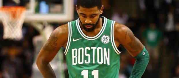 Kyrie Irving es una super estrella de la NBA