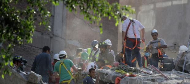 Mapa actualizado con derrumbes, albergues, hospitales, tras sismo - televisa.com