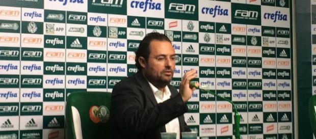 Mattos falou sobre contratações. (Foto Reprodução).