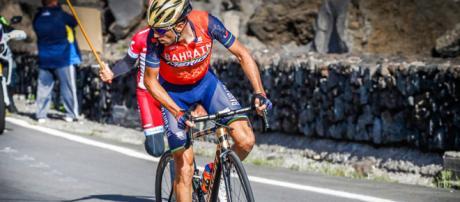 Ciclismo: Vincenzo Nibali, primeras palabras de retiros.