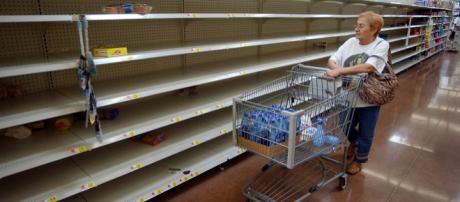 El desabastecimiento en Venezuela ha propiciado una ola de crímenes y protestas relacionadas con el hambre