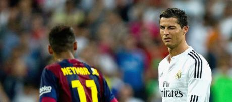 La terrible amenaza de Neymar a Cristiano Ronaldo