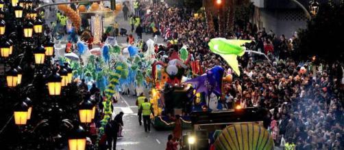 Cabalgata de Reyes: se armó el Belén