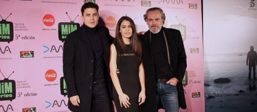 Álex González y José Coronado juntos de nuevo en la pequeña pantalla