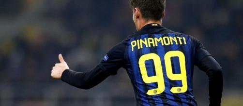 Inter, Andrea Pinamonti: l'esordio da sogno del trentino che si ... - eurosport.com