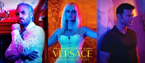 L'Assassinio di Gianni Versace: i poster dei quattro protagonisti ... - mondofox.it