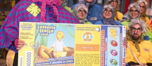 Lotteria Italia 2018 biglietti vincenti