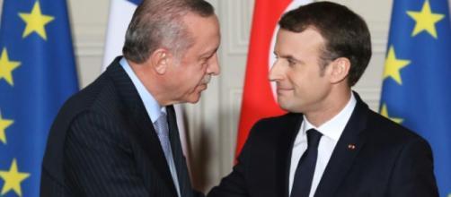 Macron propose un «partenariat» de l'UE avec la Turquie à défaut d ... - liberation.fr