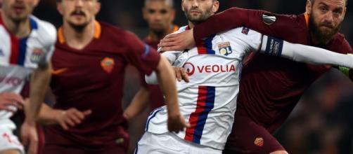 Mercato: Gonalons a choisi l'AS Roma