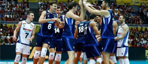 Mondiali di volley 2018 in Italia e Bulgaria.
