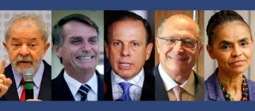 Possíveis pré-candidatos à Presidente da República