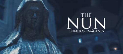 Primeras imágenes para 'The Nun'! - blogspot.com