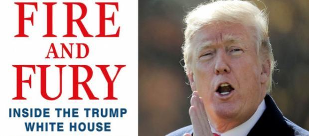 """""""Fire and Fury"""", le livre polémique sur Donald Trump sort aujourd'hui."""