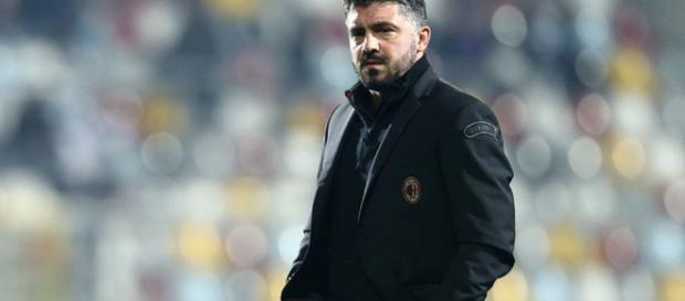Genaro Gattuso presentó parte de sus opiciones sobre el fúltbol y Milán.