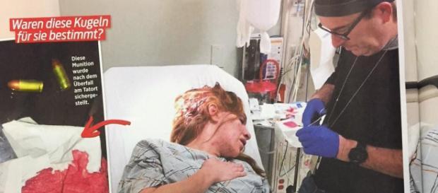 Georgina Fleur landet nach brutalem Überfall im Krankenhaus: Wer ... - vip.de