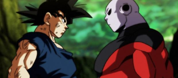 'Dragon Ball Super': Cause of Jiren's insane power and battle with Goku Image credit:Dragon Ball Super/Twitter screenshot