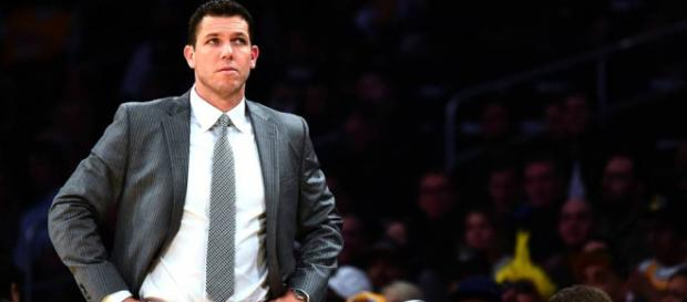 Luke Walton says Lakers will ask Steve Alford about LaVar Ball's ... - sportingnews.com