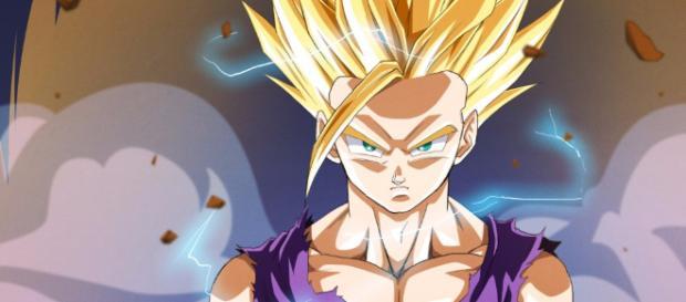 Son Gohan als SSJ 2 - Dragon Ball Z