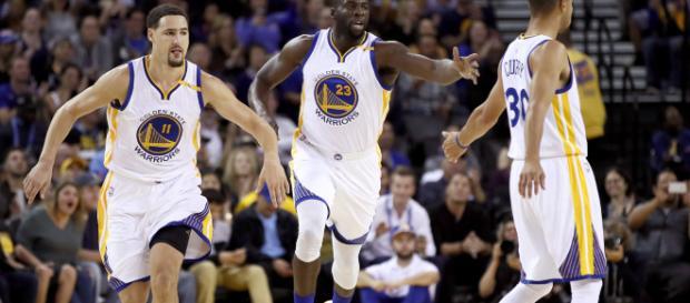 Warriors Resting Stephen Curry, Klay Thompson, Draymond Green ... - slamonline.com