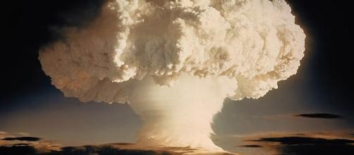 an atmospheric nuclear test conducted by the U.S. Image Credit: The Official CTBTO Photostream/Wikimedia Creative Commons
