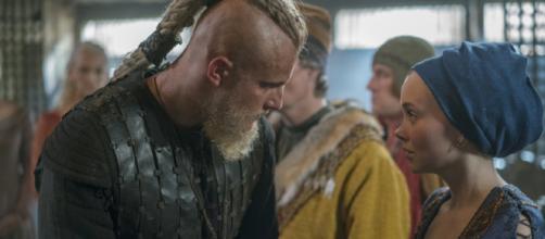 """Cena de """"Full Moon"""", episódio da série """"Vikings""""."""
