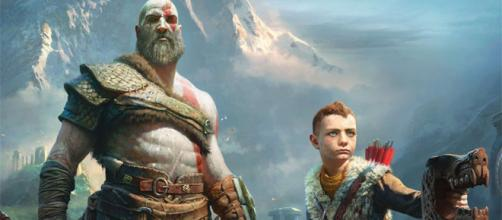 God of War Features Dynamic Combat Between Kratos and His Son - gamerant.com