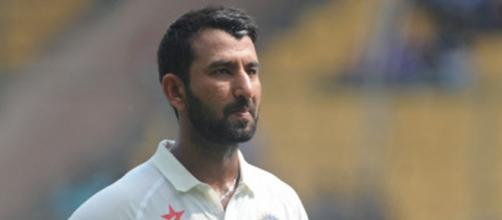 india vs south africa live: Cheteshwar Pujara returning close of play - indiatimes.com