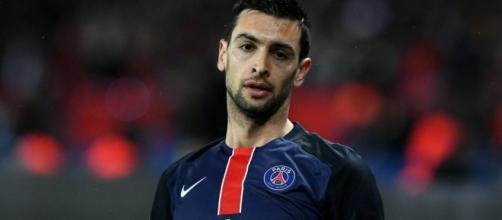 Javier Pastore aimerait rester à Paris jusqu'à la fin de sa carrière. (bfmtv.com)