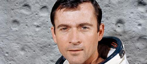 John Young circa 1969 [image courtesy NASA wikimedia commons]