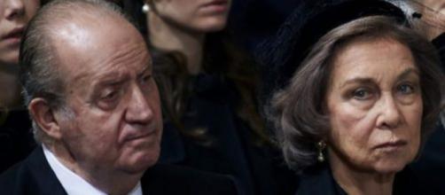 Juan Carlos I y Doña Sofía en imagen