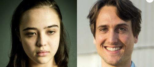 Laura e Rafael vão ser aterrorizados na lua de mel. (Foto internet)