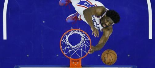 NBA : Joel Embiid, un pivot monté en graine - Libération - liberation.fr