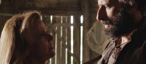 A vilã temerá sobre seu passado e Laerte será um dos escolhidos