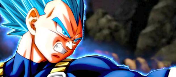 Conoce al Super Saiyajin Blue fase 2!