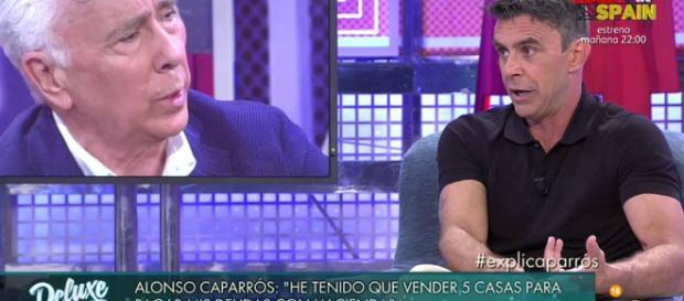 Hacienda: Alonso Caparrós airea los trapos sucios de su familia ... - elconfidencial.com