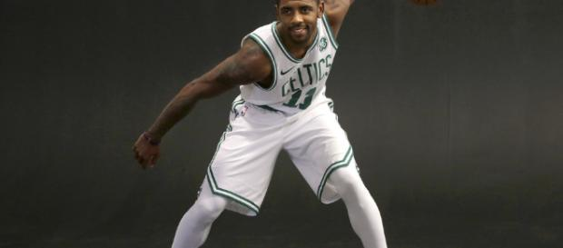 Kyrie Irving excited about joining revamped Celtics | News OK - newsok.com