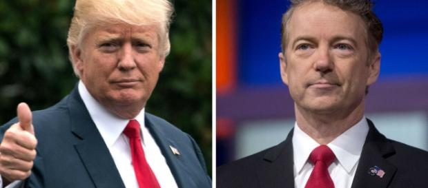 Rand Paul and Trump-taking Pak to task - trendolizer.com